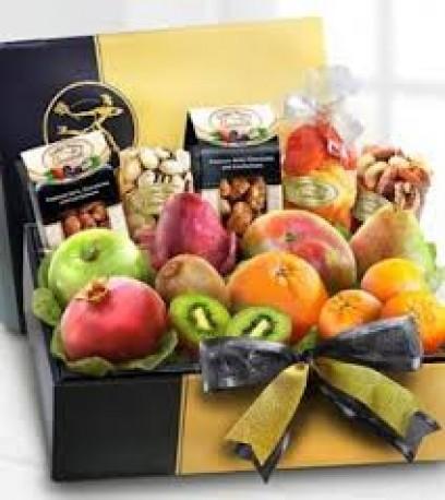 Fruit and Nut Hamper