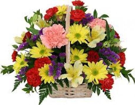 Bright Basket of Love